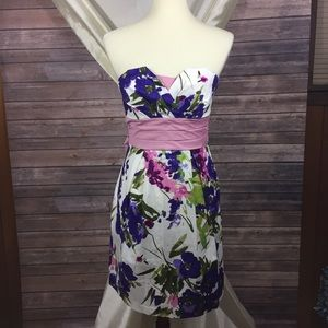🌻trixxi  floral summer sheath dress size 5